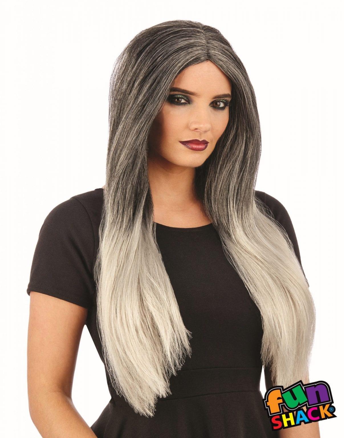 Black Ombre Wig