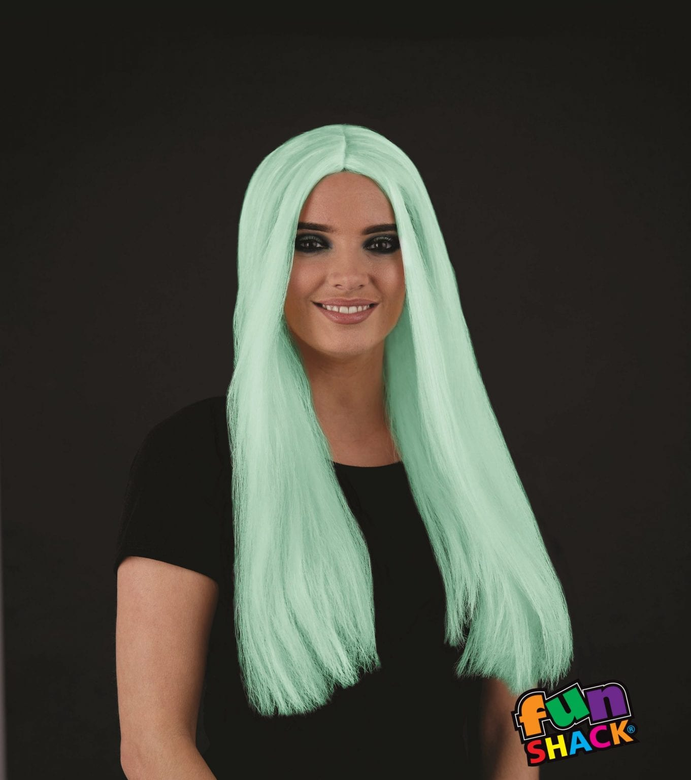 Long Glow in the Dark Wig