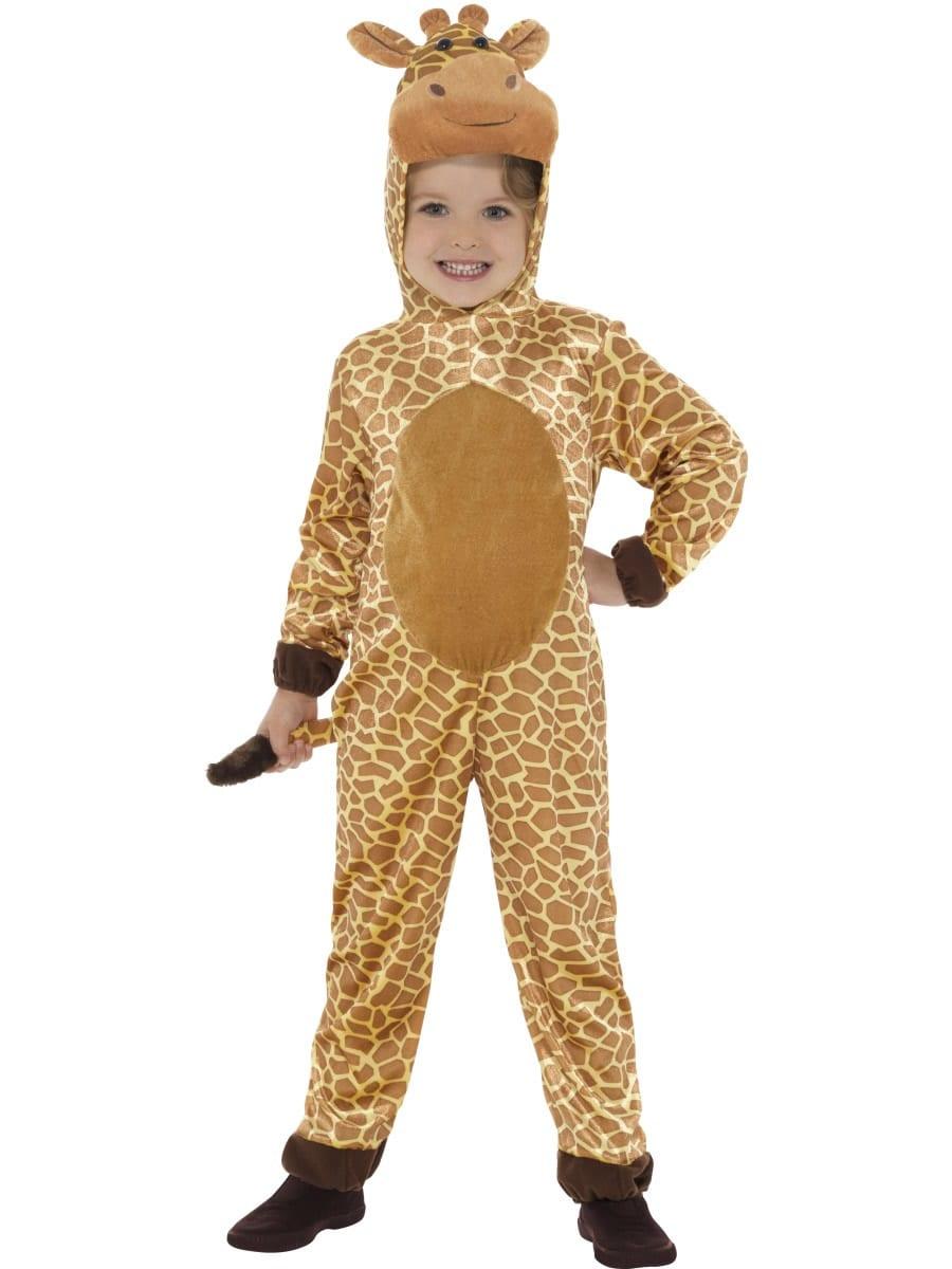Giraffe Children's Unisex Fancy Dress Costume