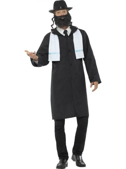 Rabbi Men's Fancy Dress Costume
