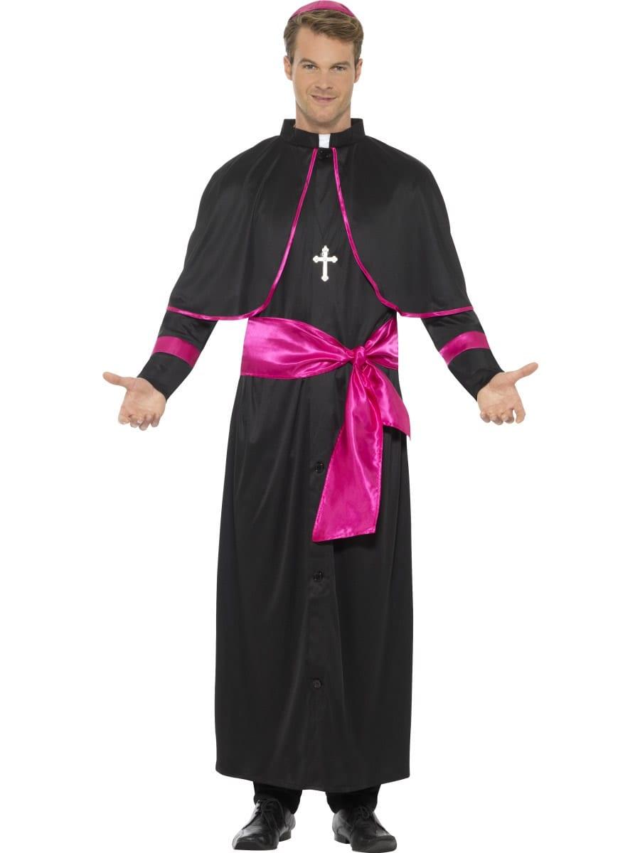 Cardinal Men's Fancy Dress Costume