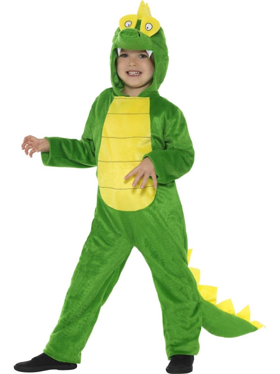 Crocodile Children's Unisex Fancy Dress Costume