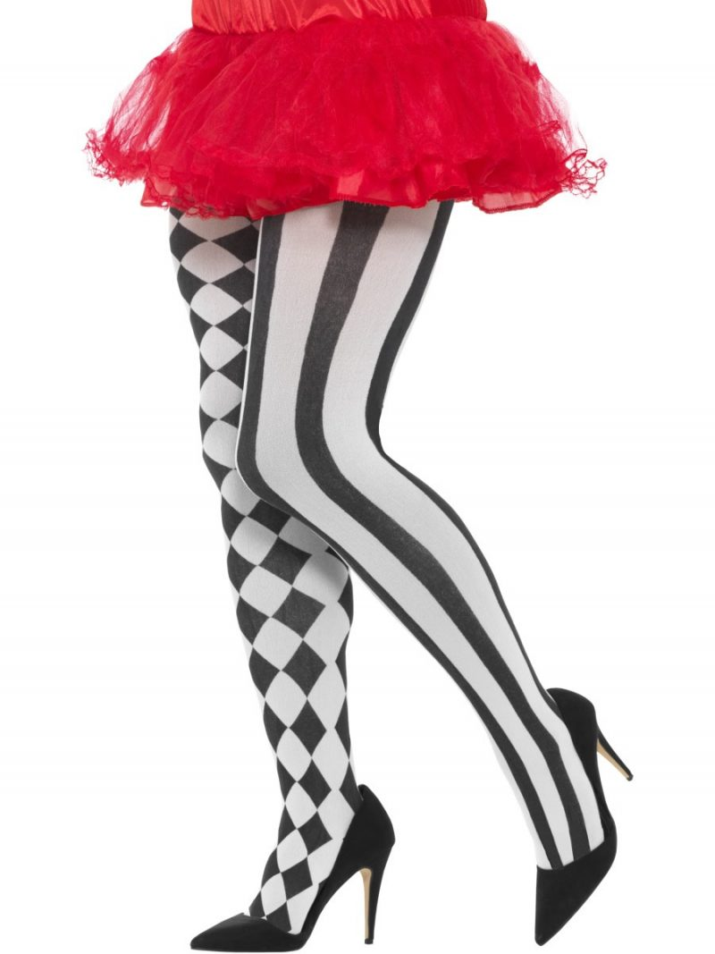 Harlequin Tights Plus Size