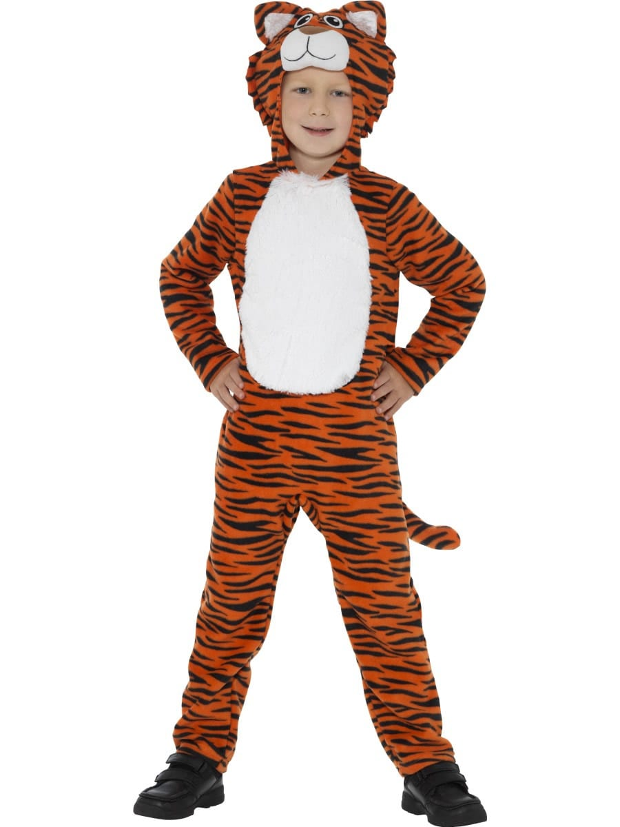 Tiger Children's Unisex Fancy Dress Costume