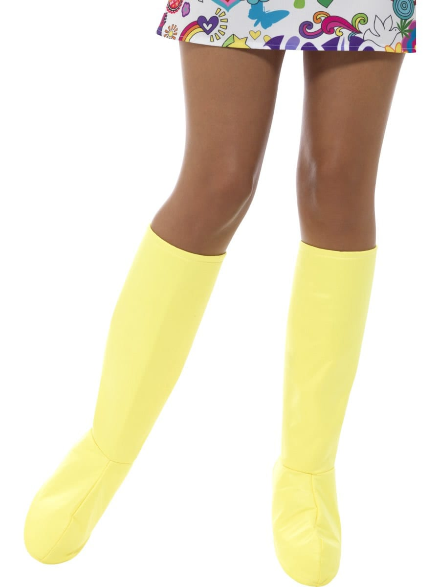 GoGo Boot Covers, Yellow