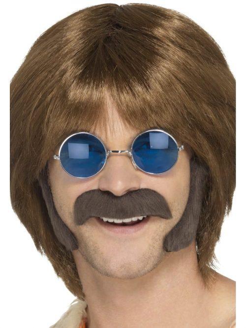 Hippie Disguise Set Brown