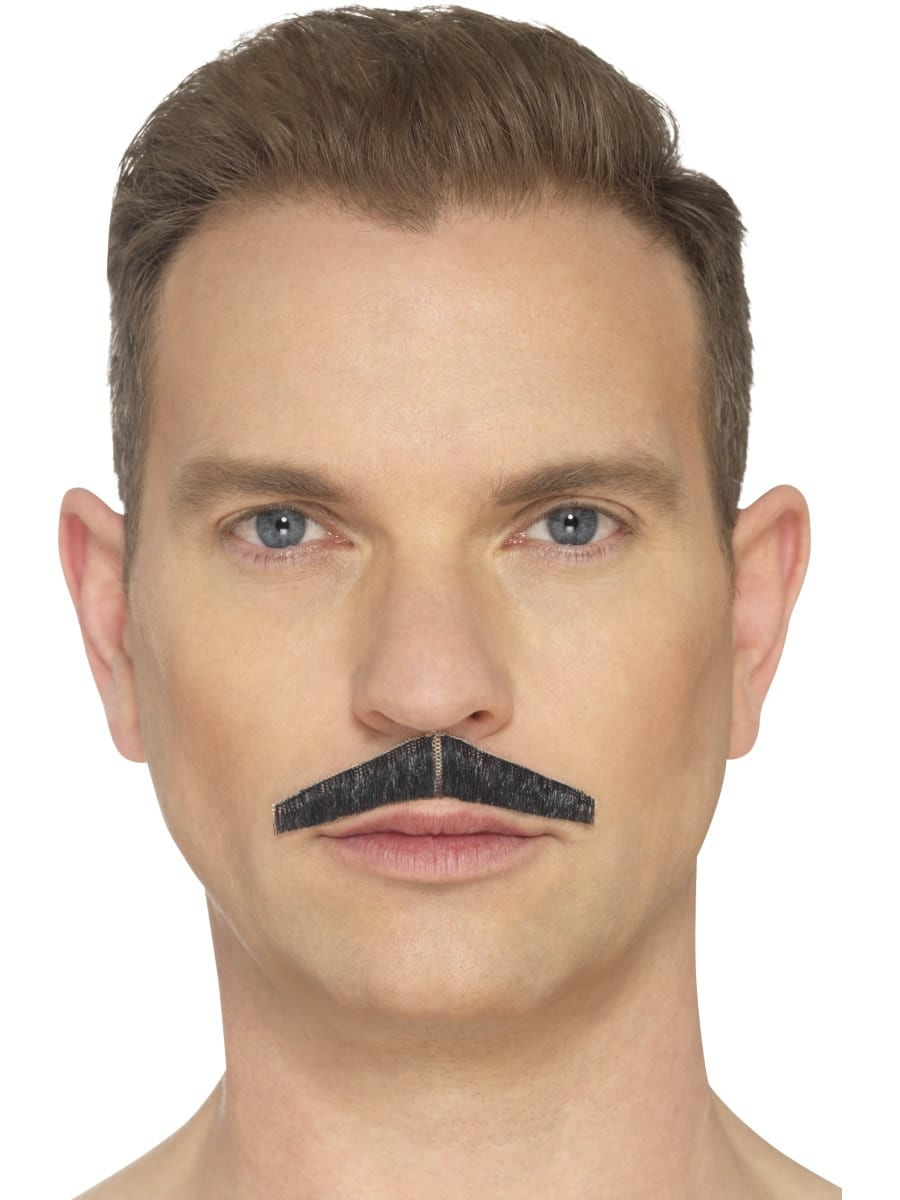 The Pencil Moustache, Black