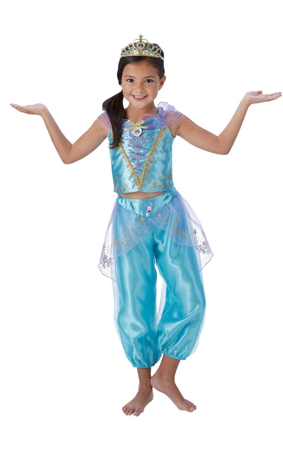 Disney Princess's Storyteller Jasmine Children's Fancy Dress Costume
