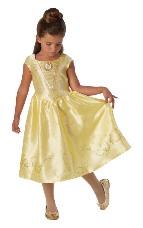 Disney Princess's Beauty & The Beast Belle Classic Children's Fancy Dress Costume