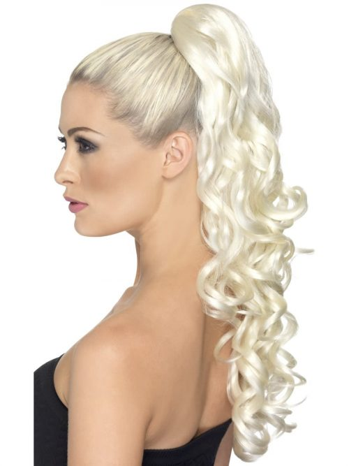 Divinity Hair Extension Blonde & Curly
