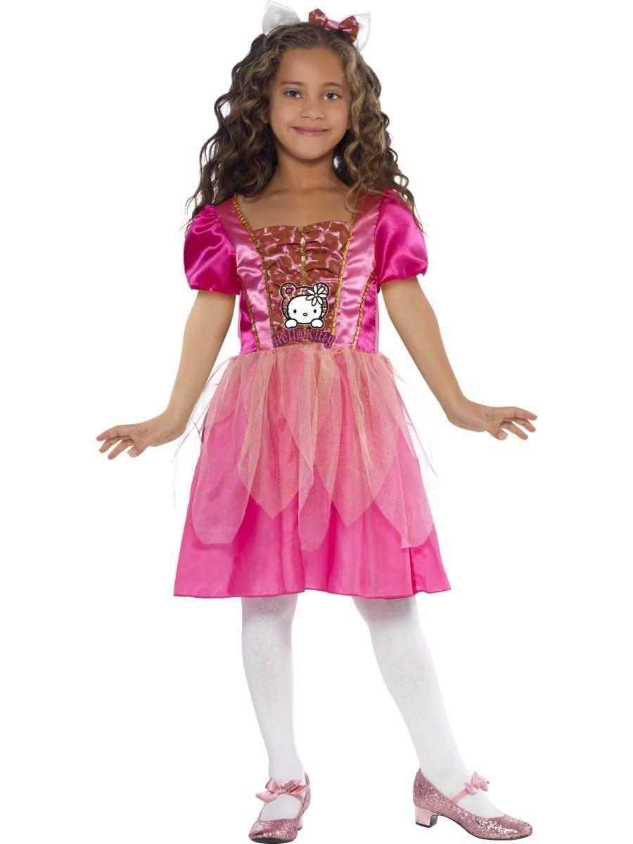 Hello Kitty Cutie Kitty Children's Fancy Dress Costume