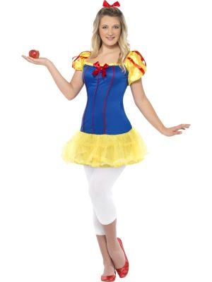 Miss Fairytale Children's Fancy Dress Costume