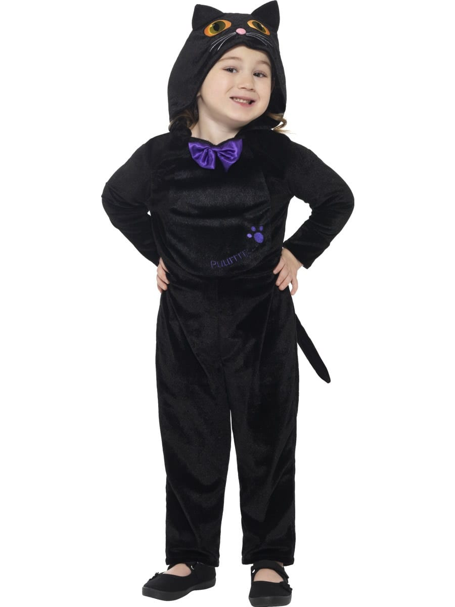 Cat Toddler Children's Unisex Halloween Fancy Dress Costume