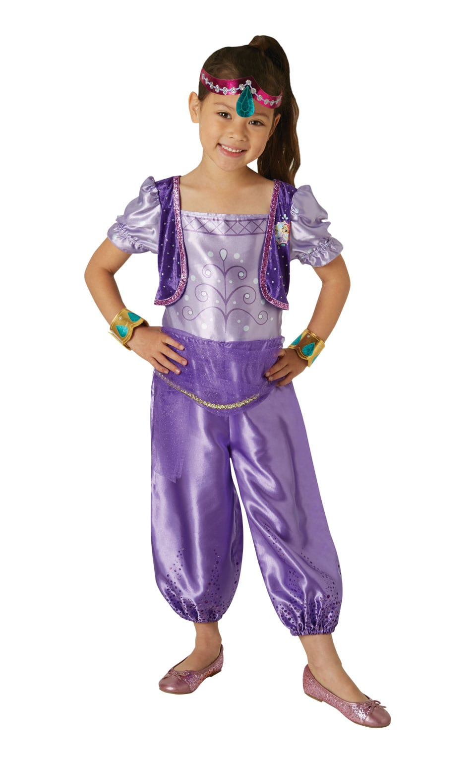 Shimmer Children's Fancy Dress Costume