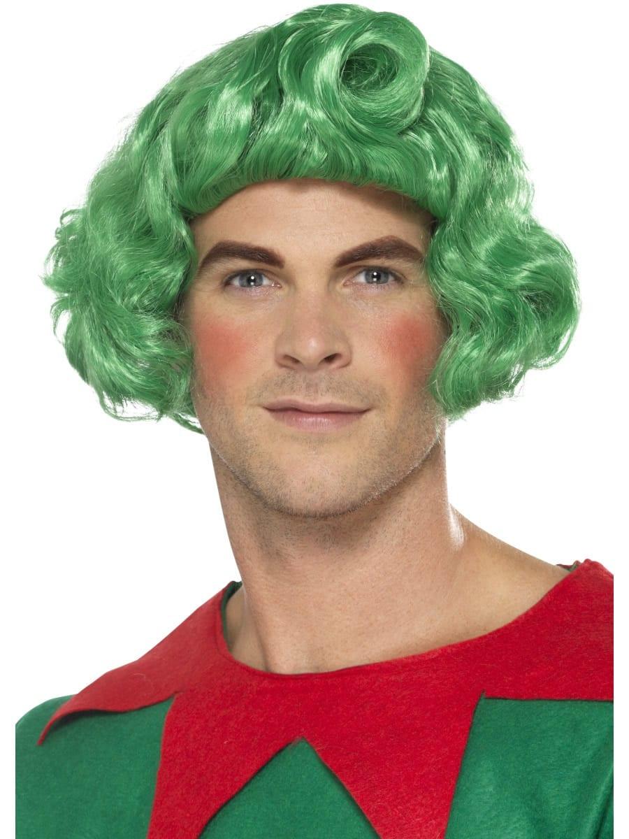 Elf/Umpa Lumpa Wig
