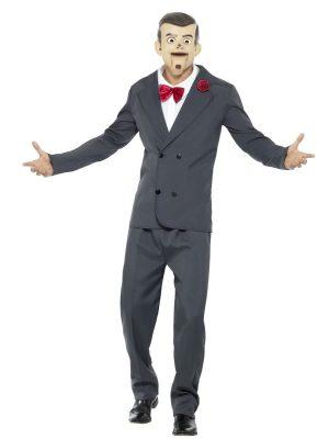 Goosebumps Slappy the Dummy Men's Fancy Dress Costume