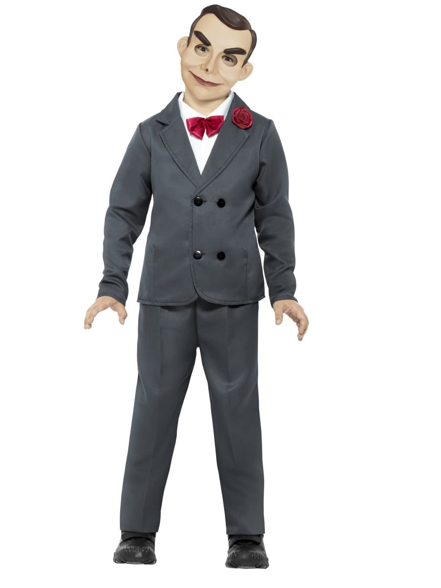 Goosebumps Slappy the Dummy Children's Halloween Fancy Dress Costume