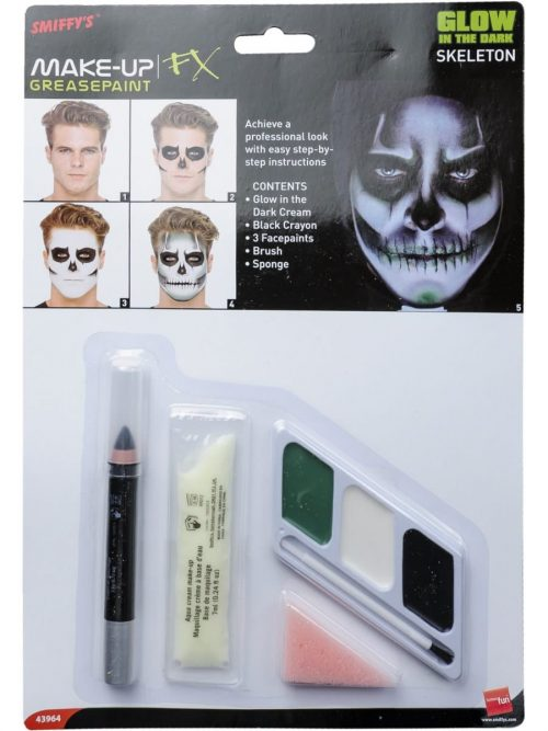 Glow In The Dark Skeleton Kit