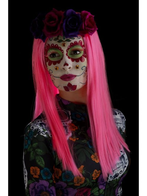 Day of the Dead Sweetheart Make-Up Kit
