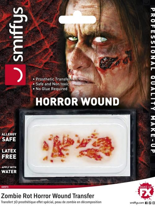 Zombie Rot Wound Allergy & Latex Free