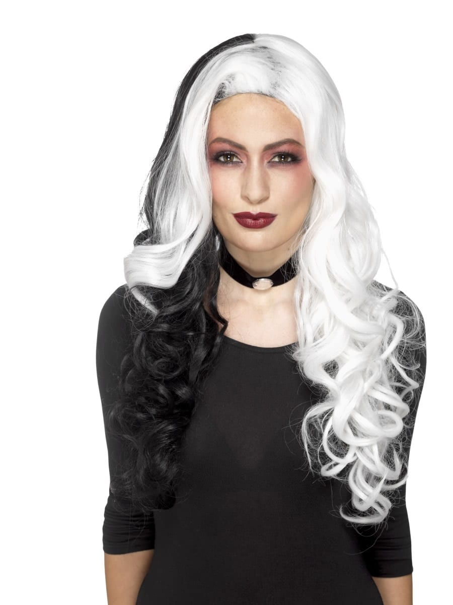 Professional Quality Deluxe Evil Madame Wig