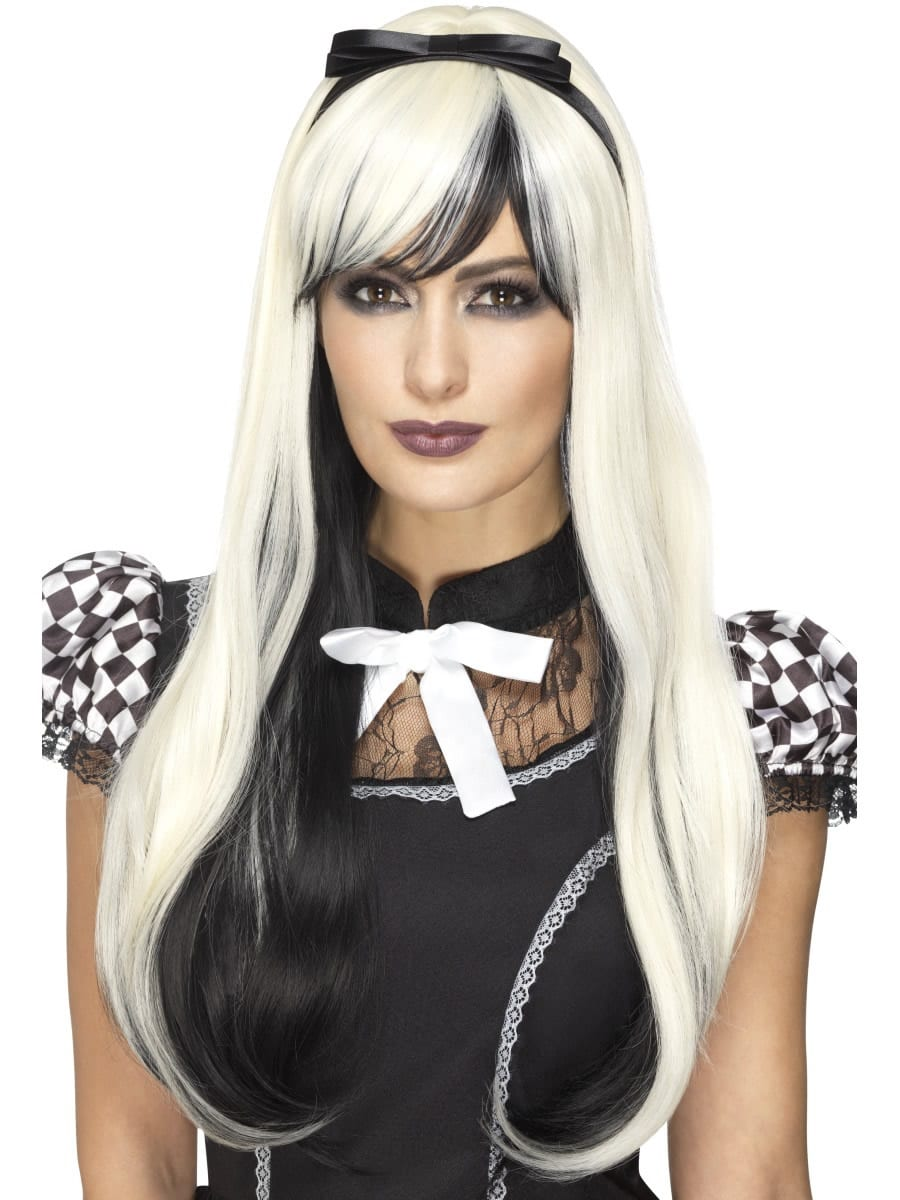 Professional Quality Deluxe Gothic Alice Wig