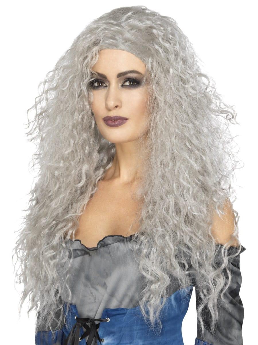 Banshee Grey Wig