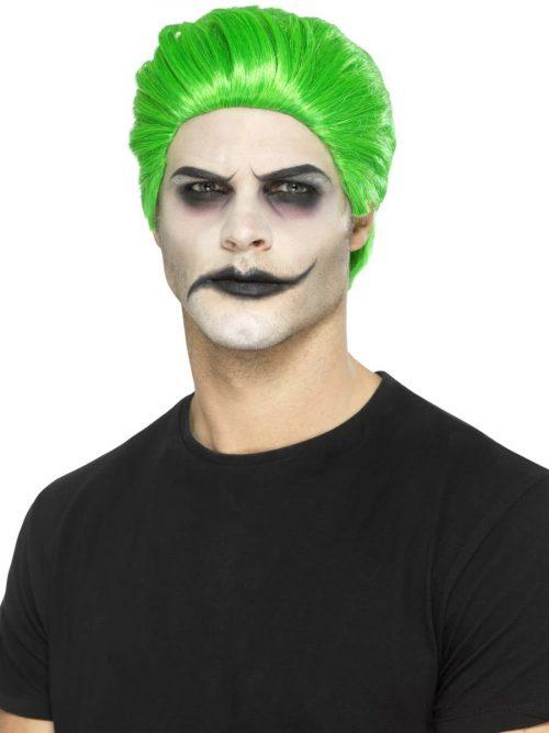 Slick Trickster (Joker) Wig