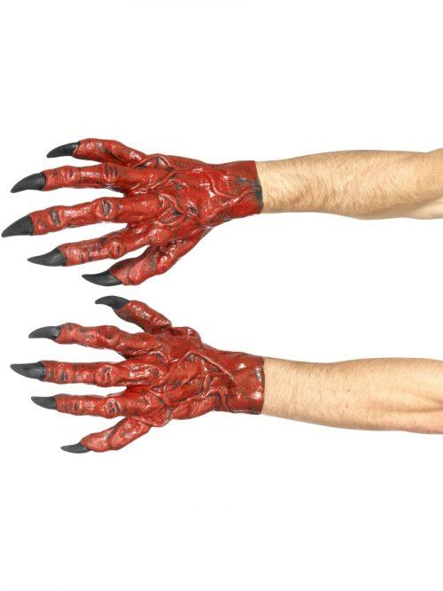 Devil Hands, Latex