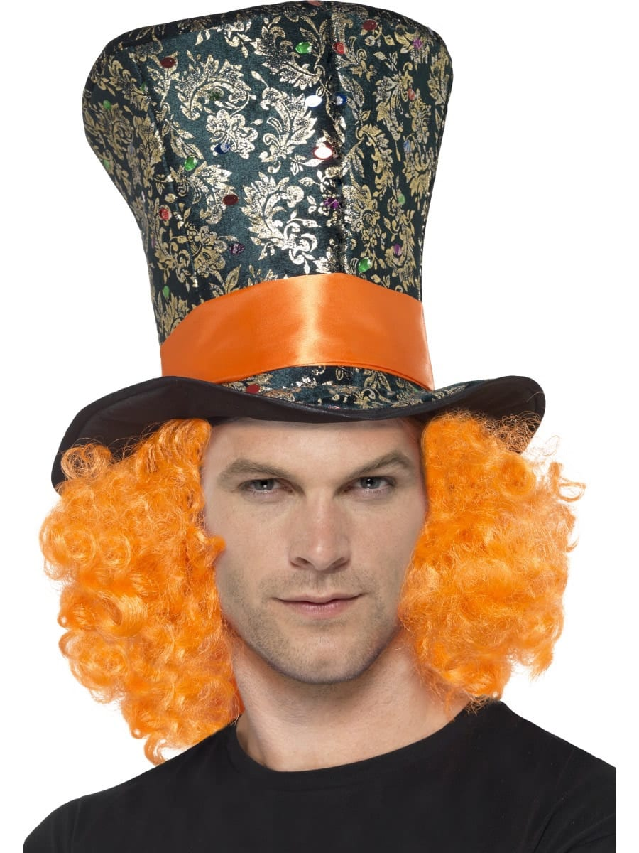Mad Hatter Tea Party Top Hat