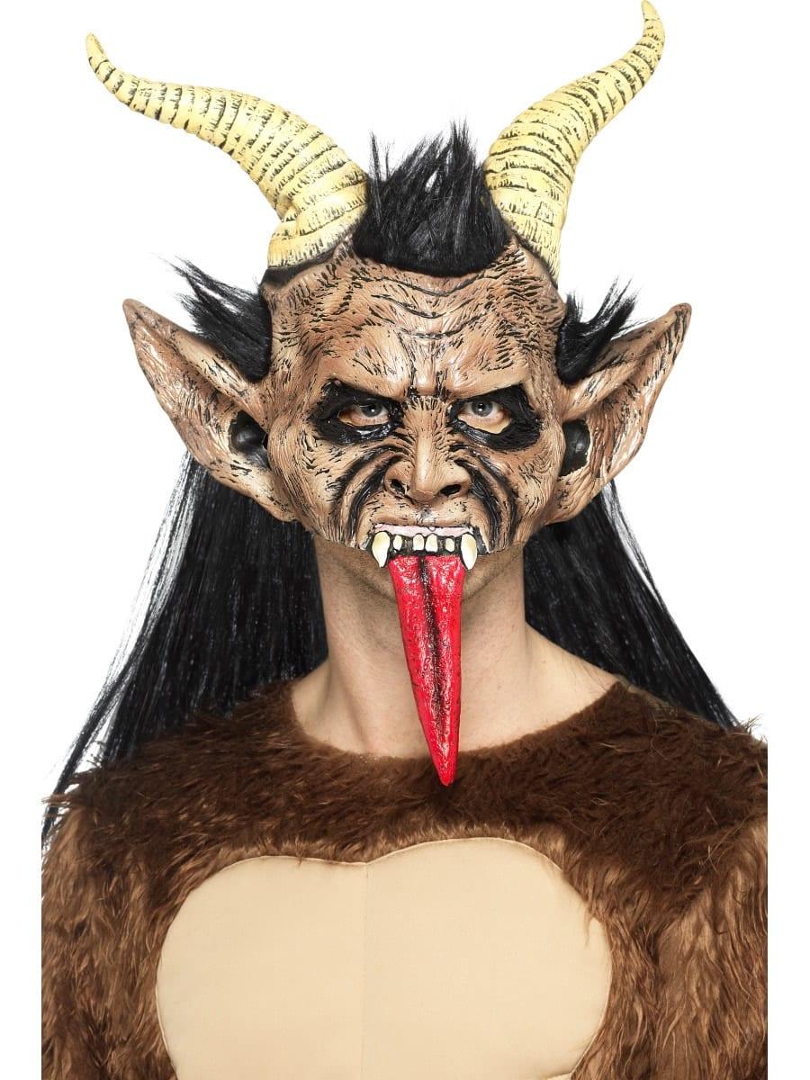 Beast / Krampus Demon Mask