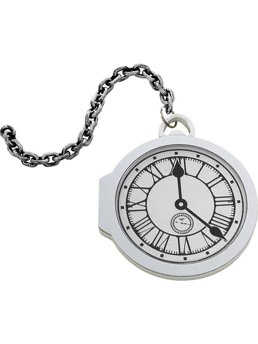 Oversized Pocket Watch