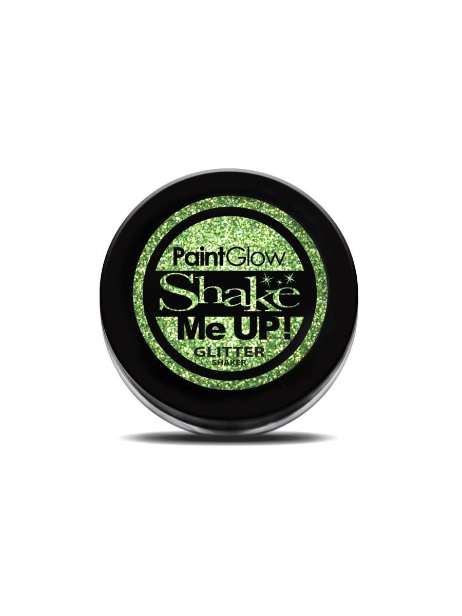 Holographic Glitter Nail Shaker Green 5g
