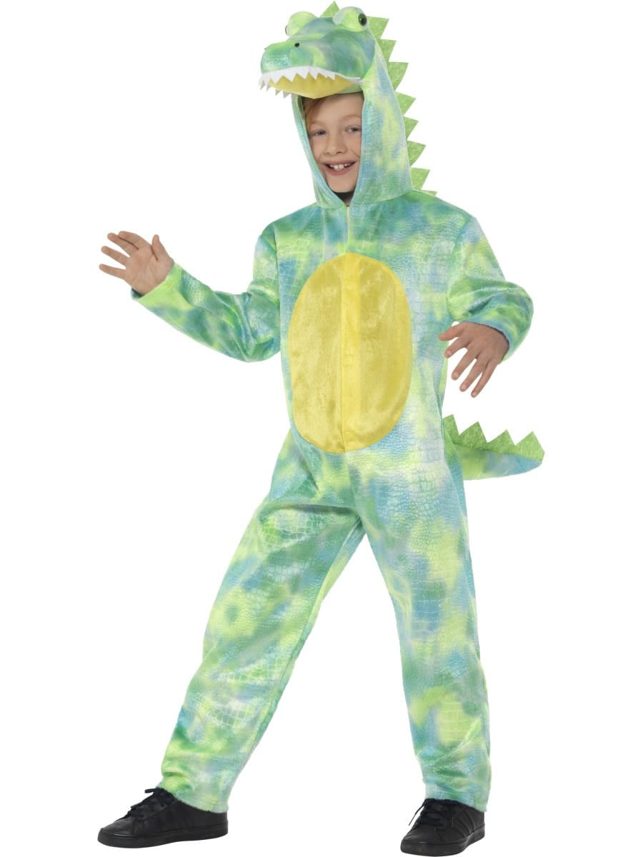 Deluxe Dinosaur Children's Fancy Dress Costume
