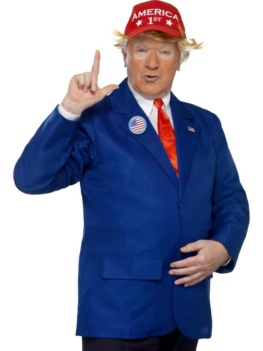 President Men's Fancy Dress Costume