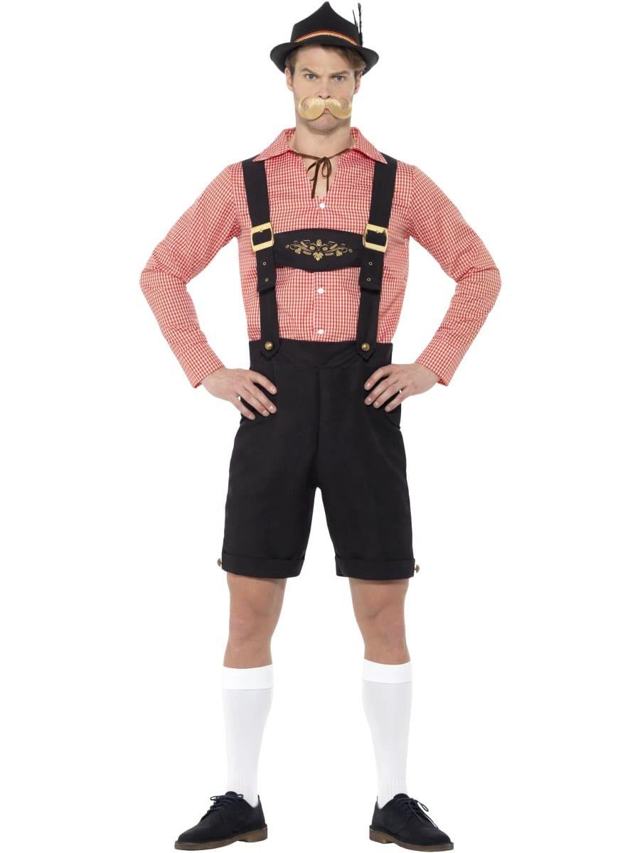 Oktoberfest Men's Fancy Dress Costume