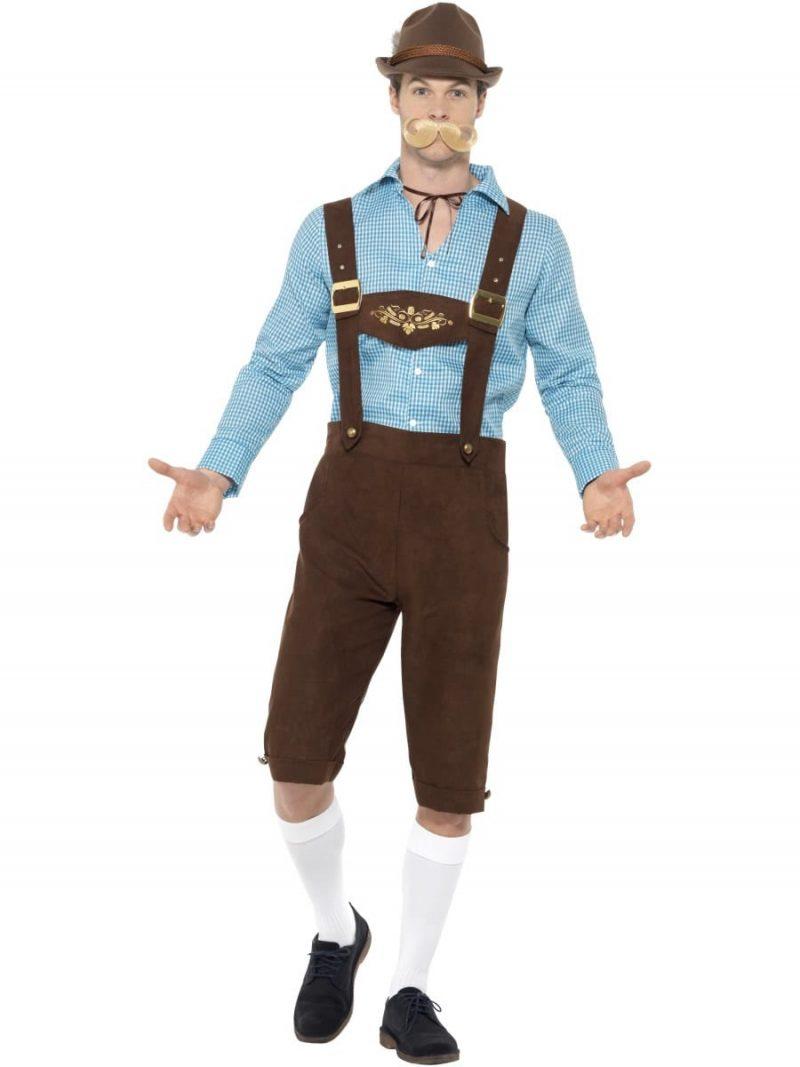 Beer Fest Men's Fancy Dress Costume