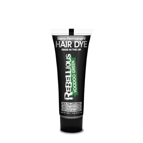 Semi-Permanent Hair Dye Voodoo Green 13ml