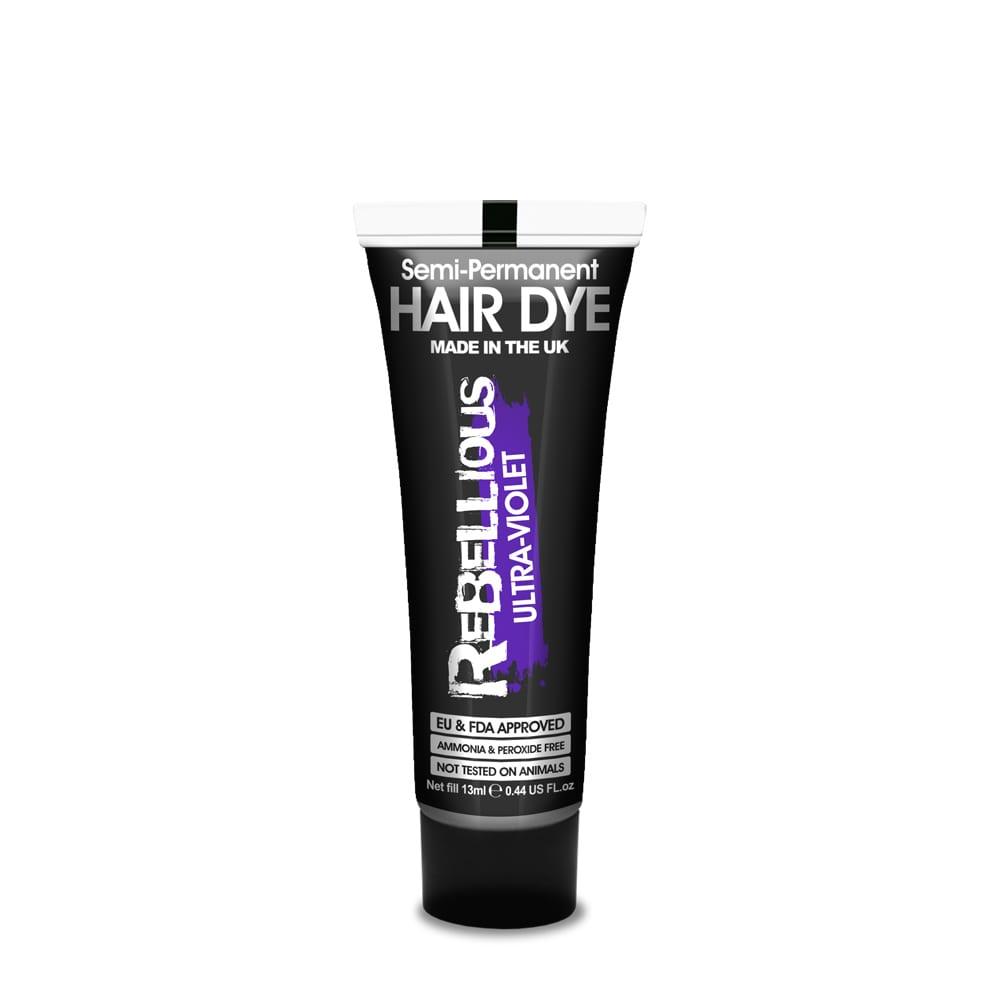 Semi-Permanent Hair Dye Ultra Violet 13ml