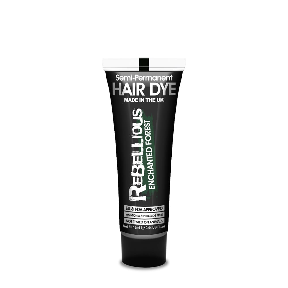 Semi-Permanent Hair Dye Enchanted Forest 13ml