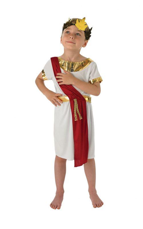 Roman Boy Children's Fancy Dress Costume