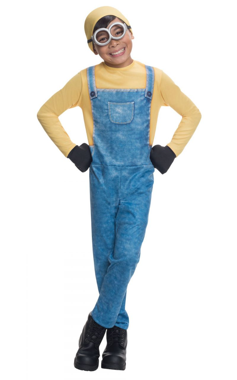 Despicable Me Minion Bob Children's Fancy Dress Costume-0