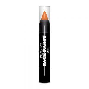 PaintGlow Non UV Face Paint Stick 3.5g Orange