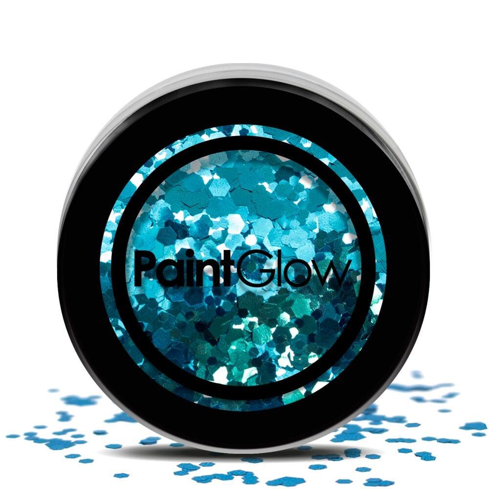 PaintGlow Chunky Cosmetic Glitter 3g Kaleidoscope