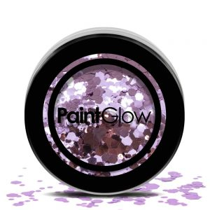 PaintGlow Chunky Cosmetic Glitter 3g Helter Skelter