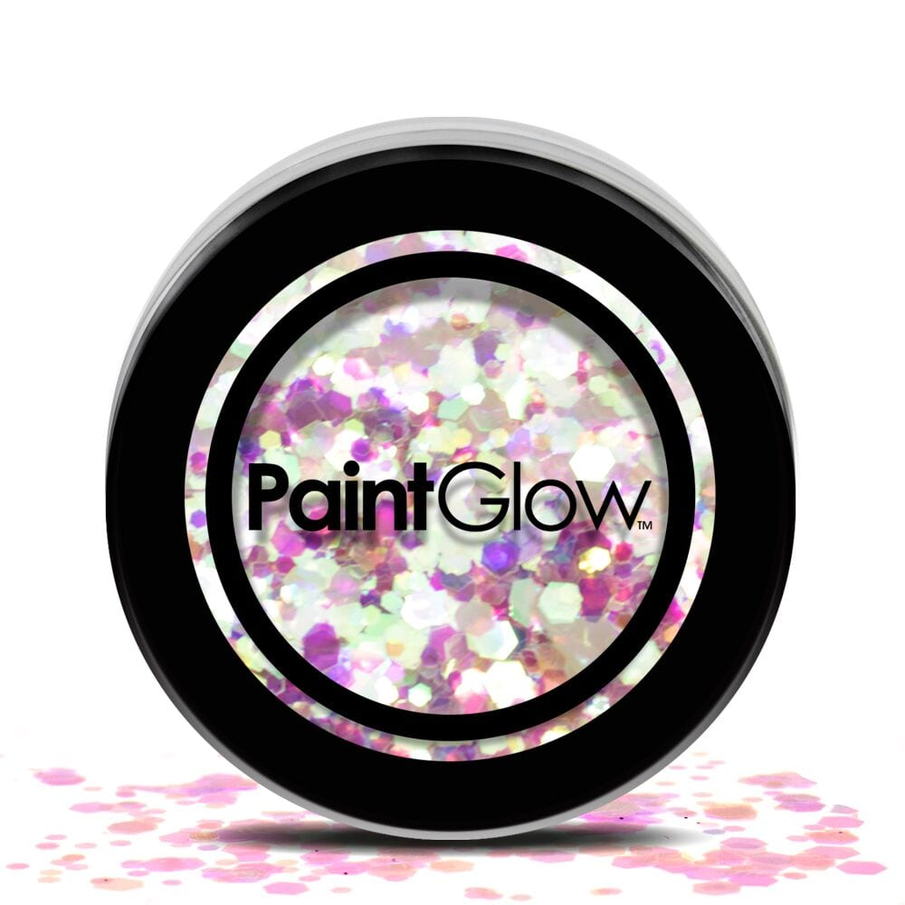 PaintGlow Chunky Cosmetic Glitter 3g Unicorn Tears