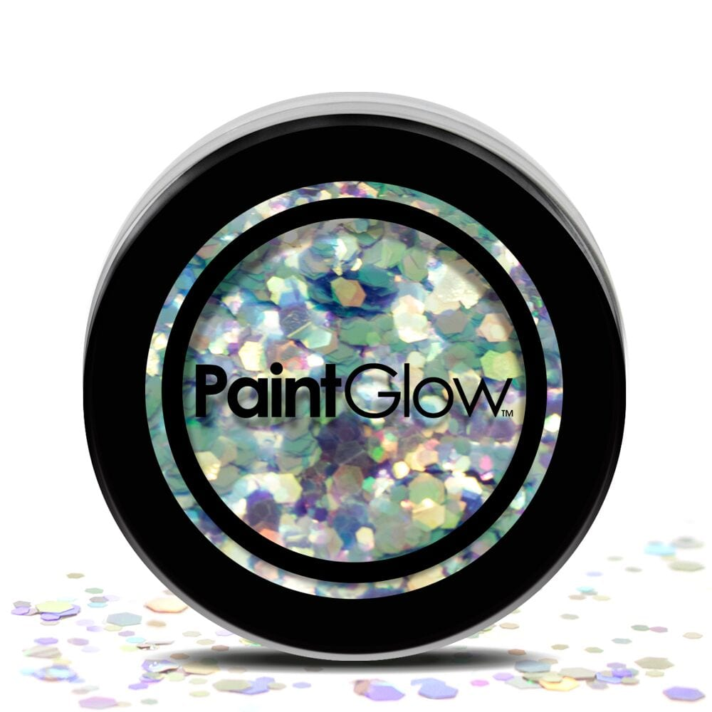 PaintGlow Chunky Cosmetic Glitter 3g Mystic Mermaid