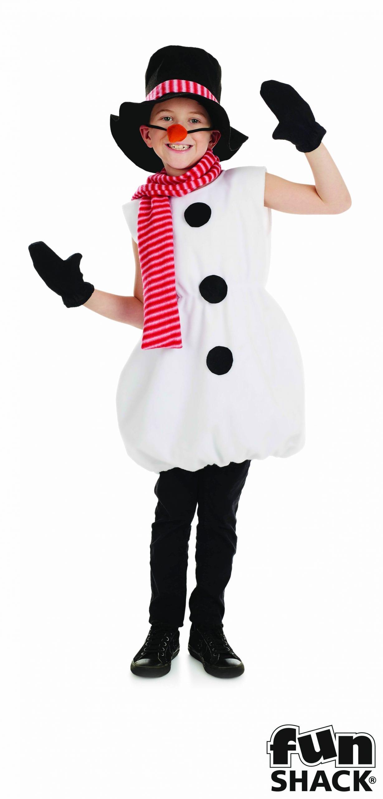 now Boy Children's Christmas Fancy Dress Costume