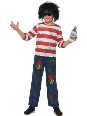 David Walliams Deluxe Ratburger Children's Fancy Dress Costume