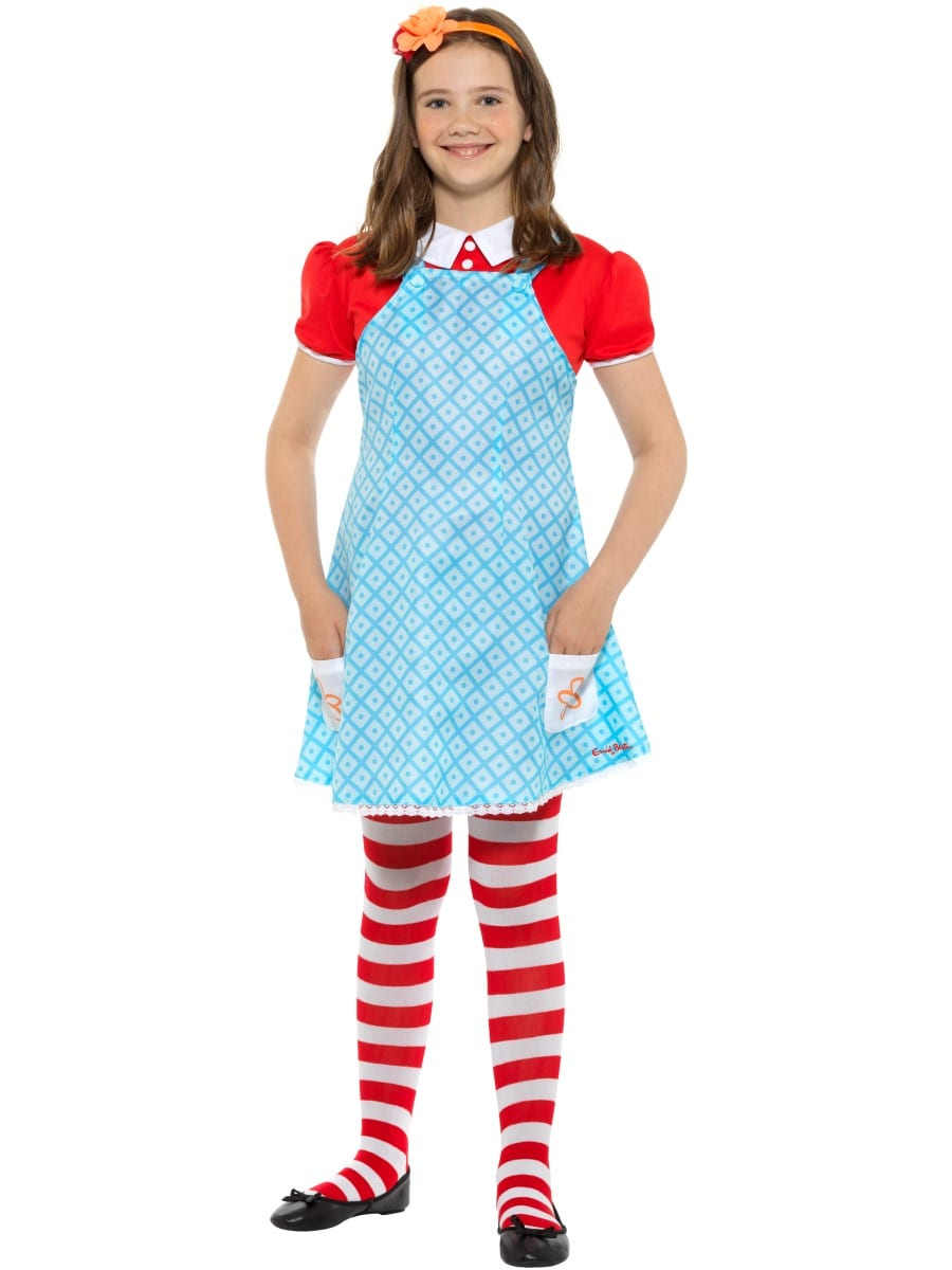 Enid Blyton's Famous Five Anne Children's Fancy Dress Costume